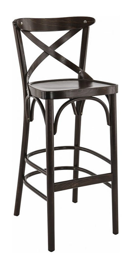 Dřevěné barové židle - barová židle Sofia BST