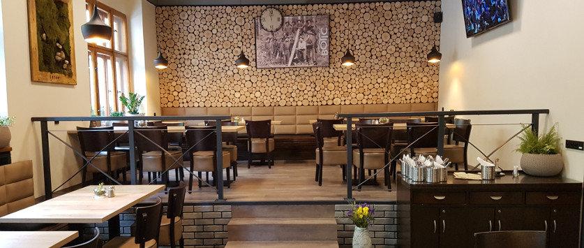 Restaurace Botič - Ateliér Dako