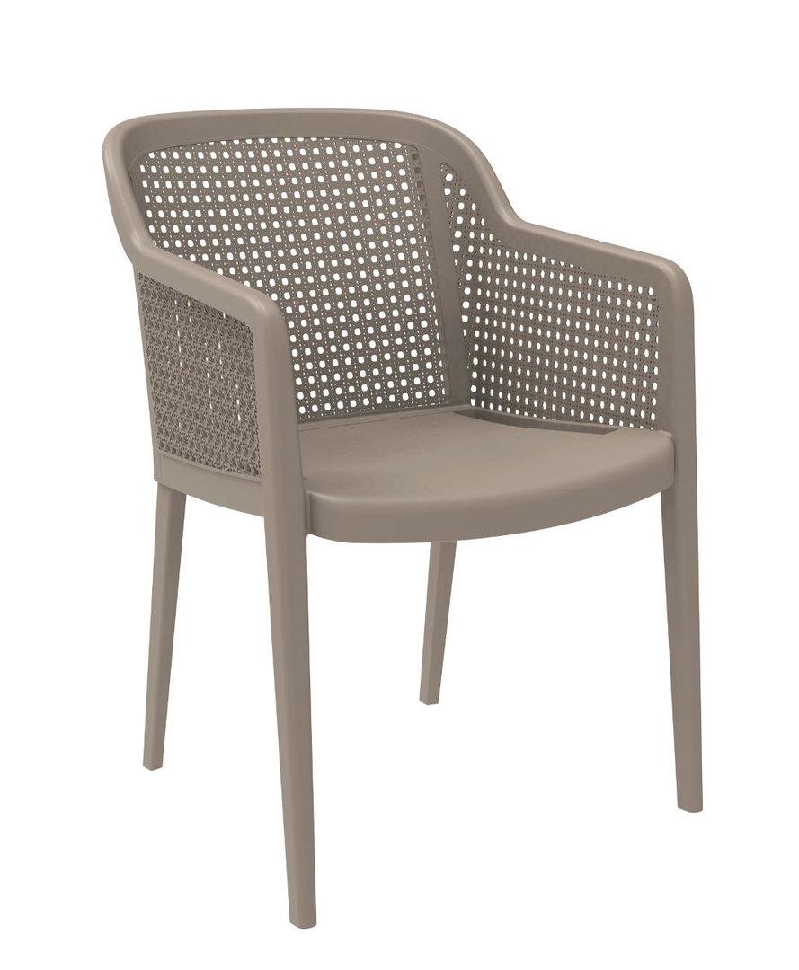 Židle - křeslo Octa Dove Grey