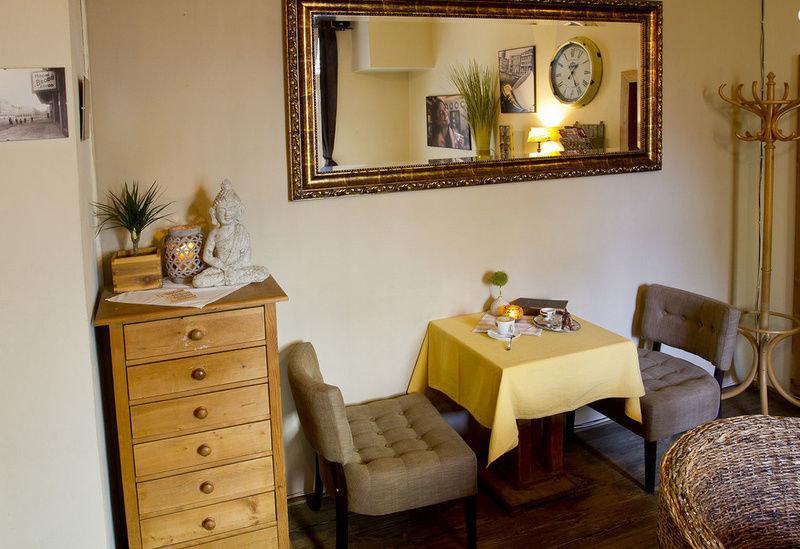 Lounge křeslo 9441 v interiéru