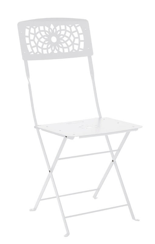 židle Gala v bílé barvě