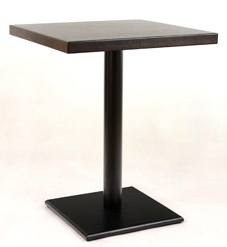 stůl Basic 030QMD s lakovanou masivní dubovou deskou