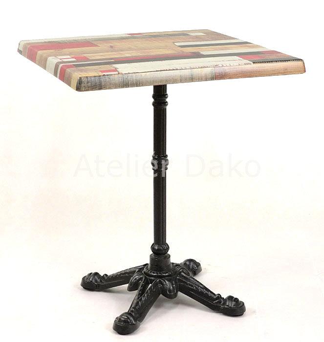 Kavárenské a restaurační stoly - stůl Bistro 4QSM