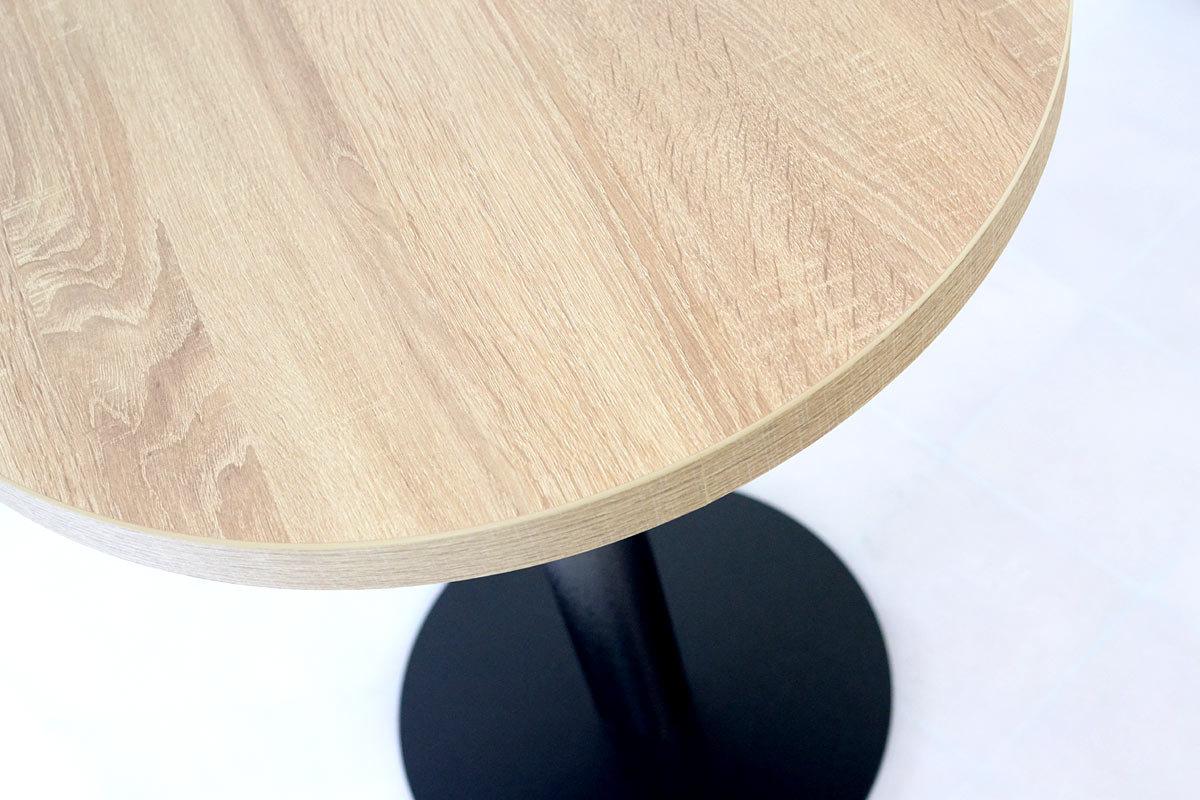 stůl COME 15 RLTD s deskou Ø60cm Dub Bardolino přírodní