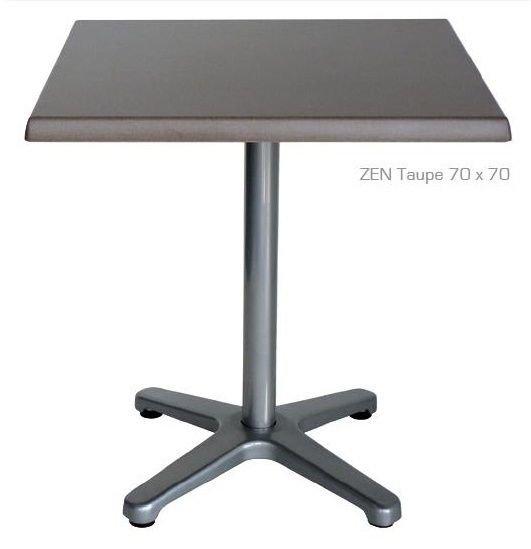 Kavárenské a restaurační stoly - stoly Tya 4QSM