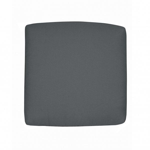 Sedáky na zahradní nábytek - univerzální sedák tmavě šedý