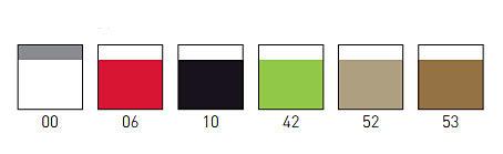 vzorník barev židle Blog