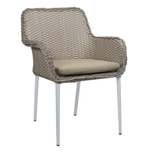 Zahradní židle - zahradní křeslo Catch Dark Mood
