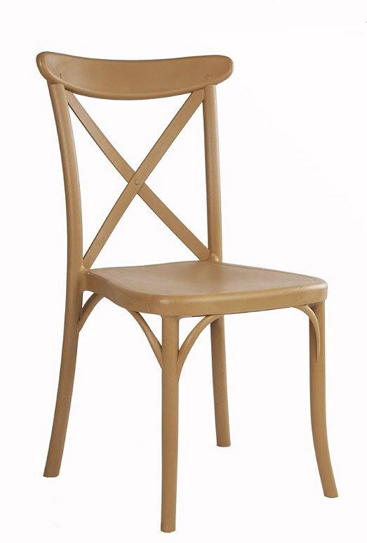 židle Varna v barvě Gris Taupe