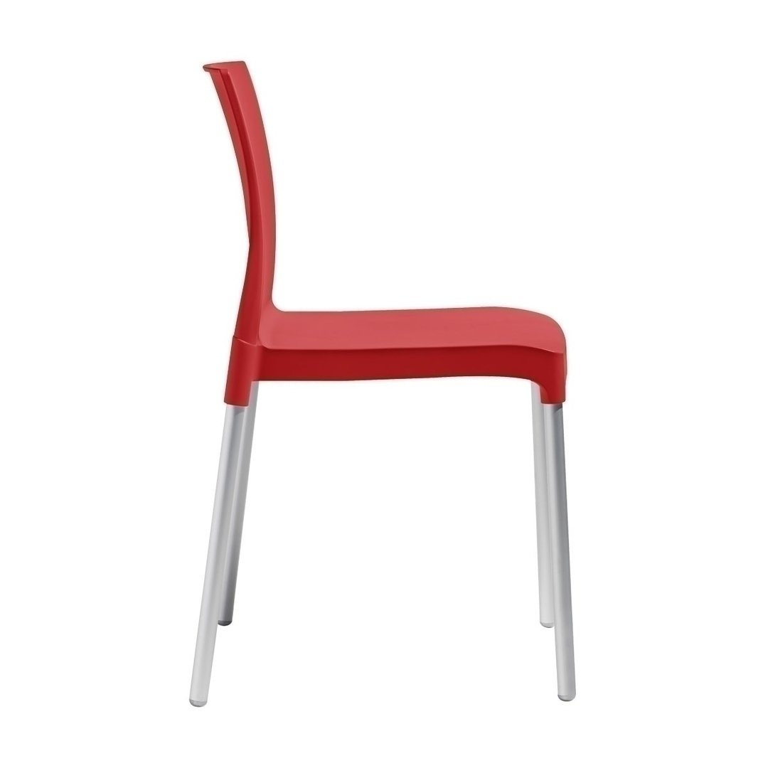 židle Chloe Chair red