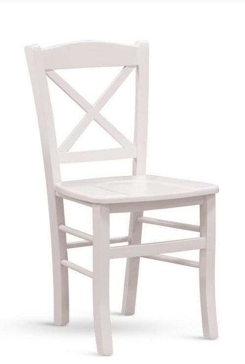 Dřevěné židle - židle ATENA masiv
