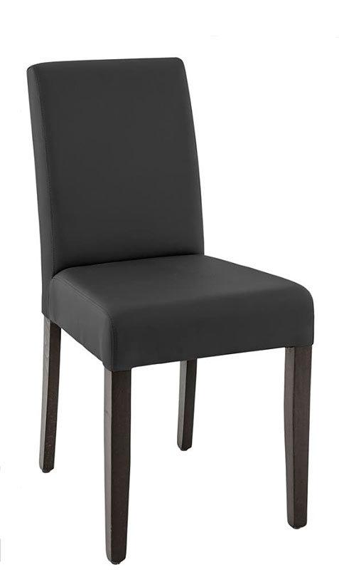 Dřevěné židle - židle Clinton wenge / noir