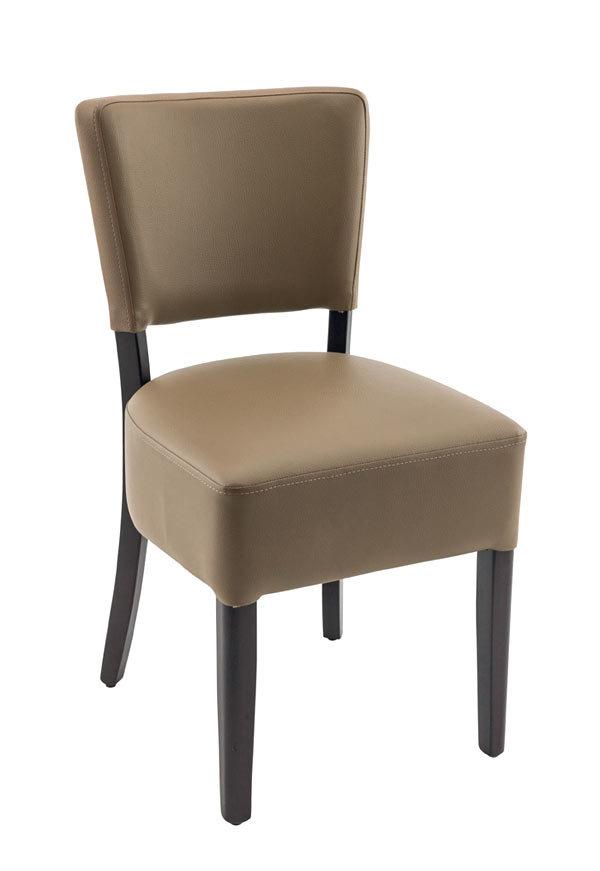 židle Floriane v barvě Taupe 23