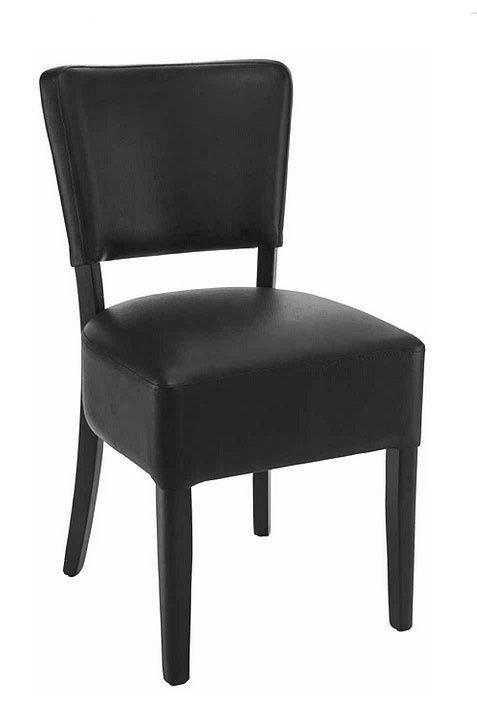 židle Floriane v černé barvě Black 05