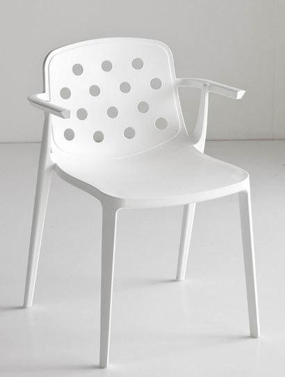 židle ISIDORO B varianta s područkami