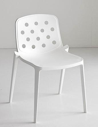 Plastové židle - židle Isidora