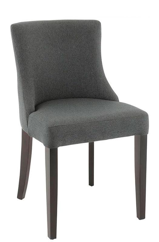 Dřevěné židle - židle Leonie NEXT Brown