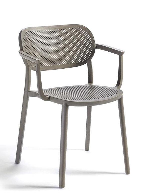 židle NUTA B s poručkami