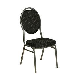 židle Slectstack Black