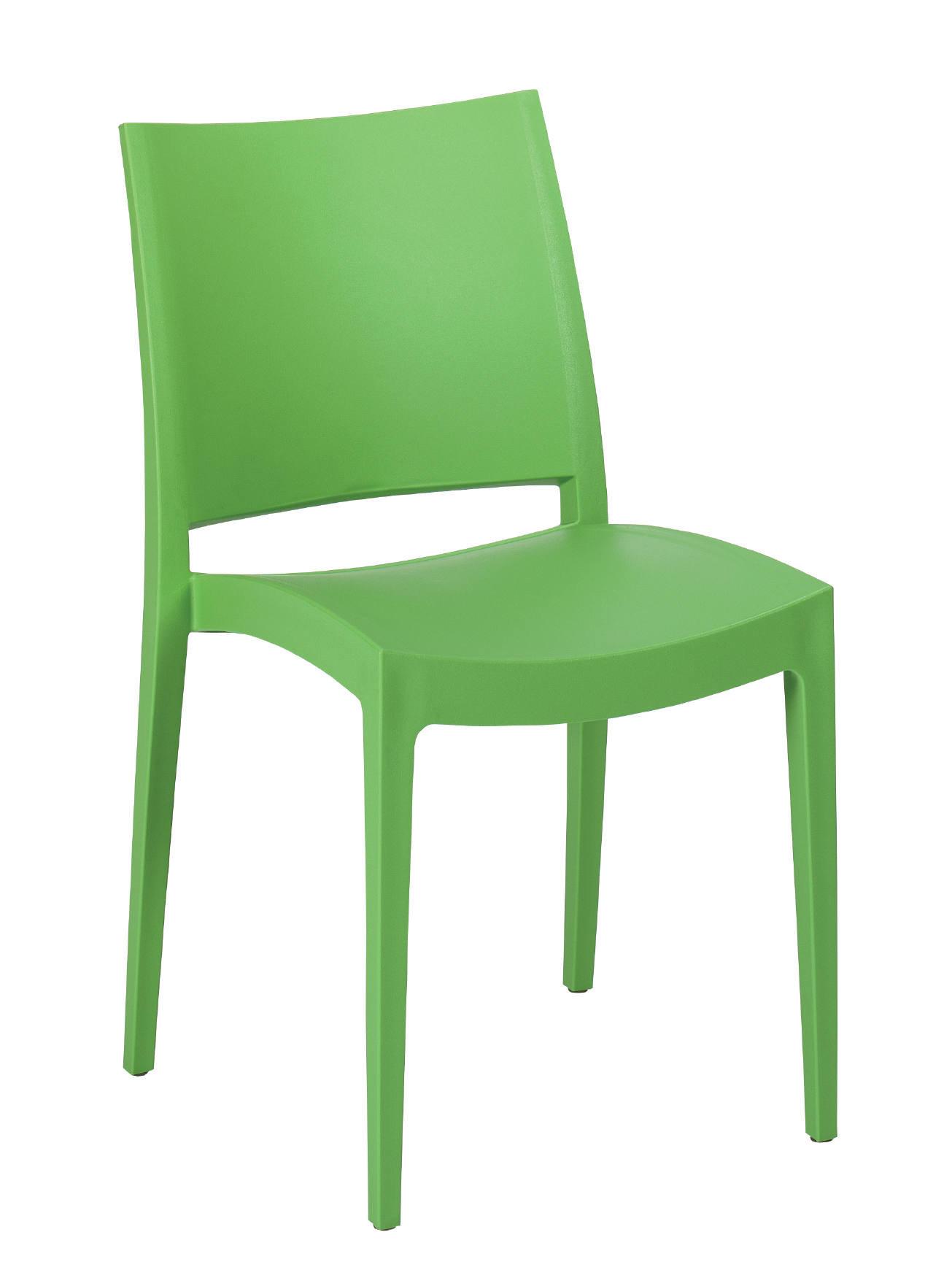 židle Specto zelená