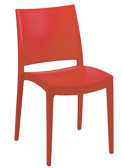 židle Specto červená