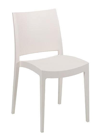židle Specto bílá