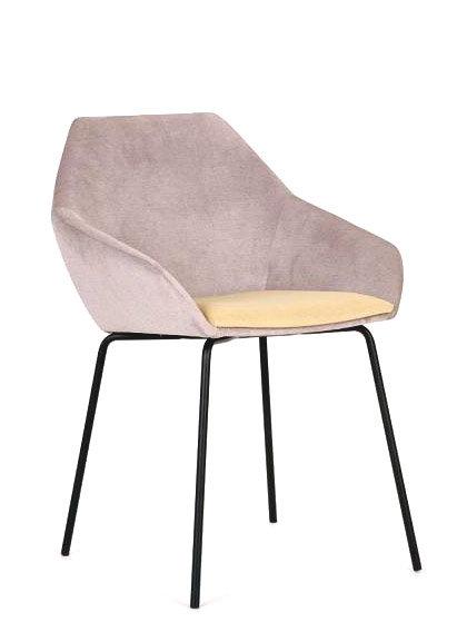 Kovové židle - kreslo TUK 6