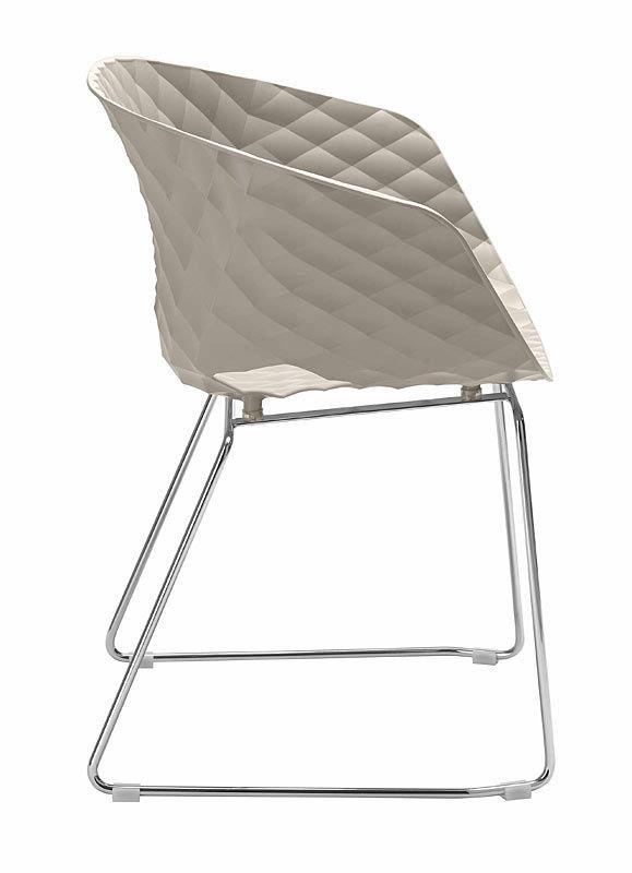 židle Uni-ka 595 z boku