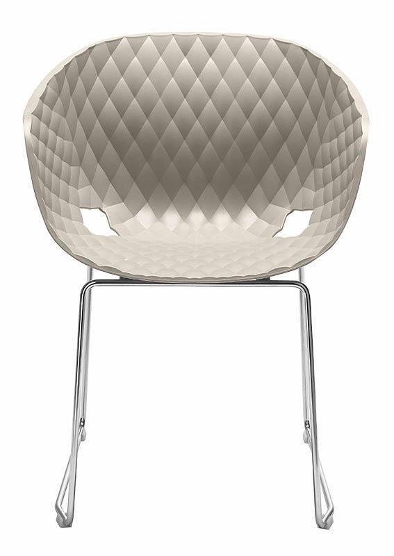 židle Uni-ka v barvě gris tourterelle
