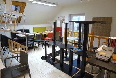 Showroom  /  Kontakty - Ateliér Dako - vzorkovna