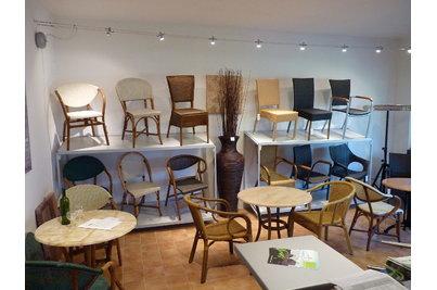 Showroom  /  Kontakty - Ateliér Dako - vzorkovna zahradního nábytku