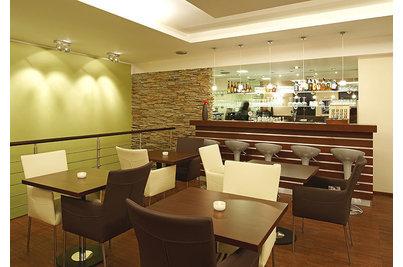 Café Restaurant Inspirace - bar v prvním patře