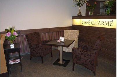 Café Charmé Kunratická tvrz - Café Charmé - křesla K613