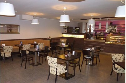 Café Charmé Kunratická tvrz - Café Charmé Kunratická tvrz