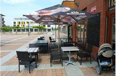 Café Marmalade Dolní Břežany - Café Marmalade Dolní Břežany terasa
