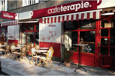 Cafe Terapie - Cafe Terapie