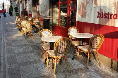 Cafe Terapie - Cafe Terapie - židle Lucca