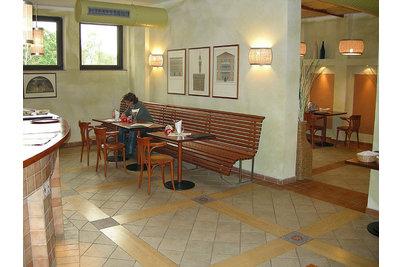 Pizzerie La Fontanella - celkový pohled na pizzerii La Fontanella