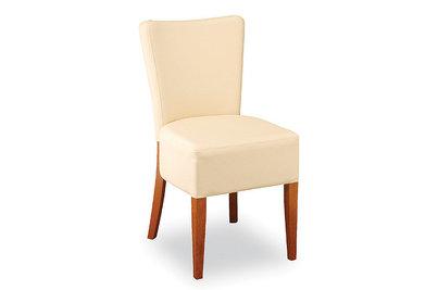 Dřevěné židle a molitan jejich sedáků - dřevěná židle Isabela 760