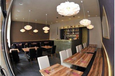 Restaurace Šťastný drak - interiér restaurace Šťastný drak