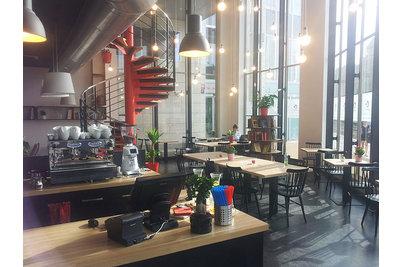 Kavárna Cafedu - Kavárna Cafedu