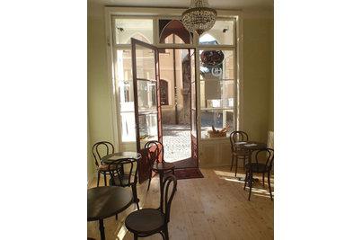 Kavárna U sv. Judy Tadeáše - Kavárna U sv. Judy Tadeáše