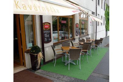 Kavárnička Praha 7 - Kavárnička v ulici Pod Havránkou v Praze 7