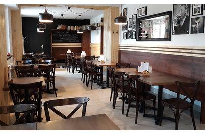 Kulturní dům Bílá Hora - KD Bílá Hora cafeterie s židlemi Sofia