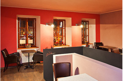 La Tarlette café - La Tarlette - křesla Bello wengé
