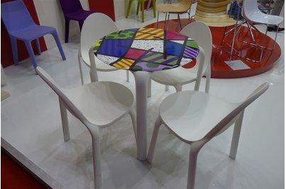 Novinka - stolové desky s barevným potiskem