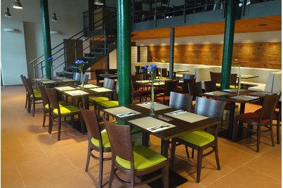 Nábytek do restaurace - Olivův pivovar