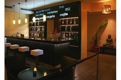 Restaurace bar Zelená zahrada - Restaurace bar Zelená zahrada