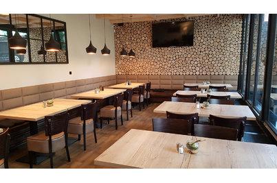 Botič Restaurant - Restaurace Botič - interiér