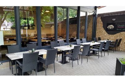 Botič Restaurant - Restaurace Botič - terasa